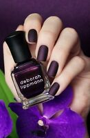 Deborah Lippmann Nail Polish *HAREM SILKS FROM BOMBAY*  New/Full Size & VHTF!!