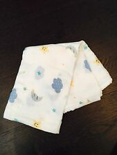 New! Soft Bamboo Muslin Swaddle Breathable Multi Use Blanket 47