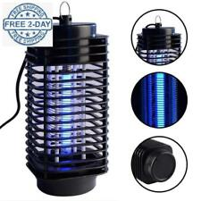 Electronic Insect Killer Light Lamp Mosquito Bug Zapper, brush included. Outt/In