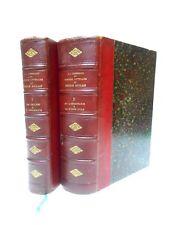 1896-Jusserand- HISTOIRE LITTERAIRE DU PEUPLE ANGLAIS-Firmin Didot -2/2