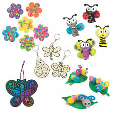 Super Spring Craft Boredom Buster Kit - Craft Kits - 84 Pieces