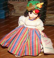 Madame Alexander International Doll Collection, Brazil (547) 1980's