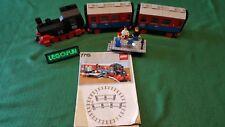 LEGO® 12V 7715 Personen Zug + OBA /Passenger train+instr. (7740 7750 7727 7760)