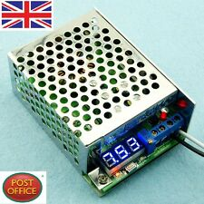 DC-DC Step-Down Power Supply Convertisseur + Case 3.5-30V pour 0.8-29V 5 V 12 V 24 V 10 A