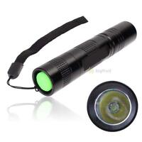 Portable  Q5 2000 Lumens 18650 LED Mini Flashlight Torch Light 3 Modes BU