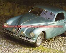 ALFA ROMEO 6C-2500 SS 1949 Fiche Auto #008913