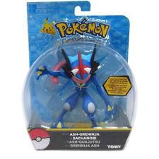 Pokemon Action Figure Boxed Pokemon Monster toy Tomy Ash-Greninja Perfect Gifts