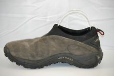 Merrell Orbit Womens Gray Moc Gunsmoke Outdoor Loafers Shoes Size 8.5