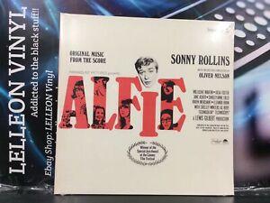 Alfie Sonny Rollings Original LP Album Vinyl Rec Jazz Film NEW & SEALED 00's