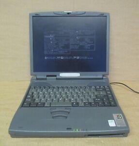 "Toshiba SP4320 14.1"" Pentium III 600Mhz 128MB SDRAM Laptop PS432E-0E152-EN"