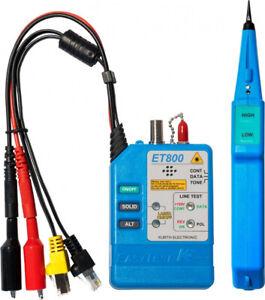 Kurth Electronic LWL-Kupfer Leitungssucher KE 801 Leitungssucher/-sortierer