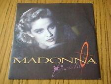 """Madonna-Live A DIRE 7"""" VINILE PS"""