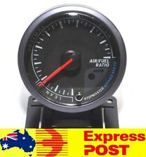 60mm Air Fuel Ratio Gauge AFR Meter Landcruiser Patrol Diesel 4x4 4WD Lean Rich