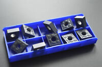 10Pcs CNMG120408-TF IC907 CNMG432-TF CNC Carbide Inserts