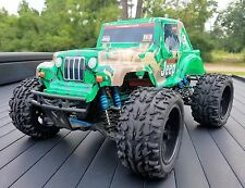 Imex Jeep Offroad Body Shell Painted Part # IMX15164 FREE US SHIPPING