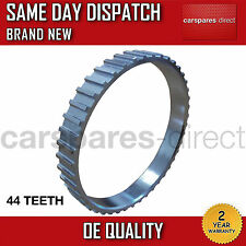 FORD MONDEO MK2 DRIVESHAFT CV JOINT 44 TEETH ABS RING FRONT (LEFT OR RIGHT)