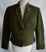 Damen Trachten Janker Jacke grün Gr. 42 von Resi Hammerer
