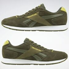 Reebok Royal Glide Classics trainers Khaki SUEDE leather FV0186