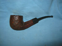 Vintage Pipe The Tinder Box Made In England Briar Estate Pipe
