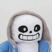 Undertale Sans Plush Stuffed Doll 22cm Toy Hugger Cushion Toy Birthday Gifts