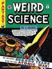 EC Archives: The EC Archives: Weird Science Volume 1 (2015, Hardcover)