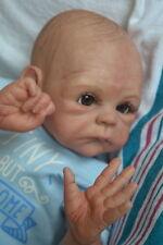 Ooak Reborn newborn baby boy reborn baby  Joey     boy art doll