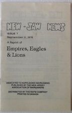 Empires Eagles & Lions Number 7 (REPRINT) - Napoleonic Source Magazine