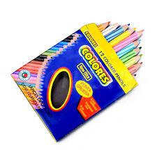 New Secret Garden Fine Art Drawing  Painting  Pencils 12 Colors Set kids Gift