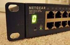 Netgear ProSafe GS748TS 48-Port Gigabit Switch with Brackets