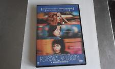 DVD- PERSONAL VELOCITY-IL MOMENTO GIUSTO-REBECCA MILLER