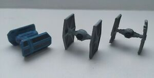 Lot Micromachines Star Wars Tie Fighter