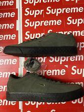 Nike SB zoom bruin ISO ishod wair us mens size 8 sequoia medium olive low shoes