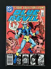 Blue Devil #1 DC Comics 1984 NM Newsstand Edition