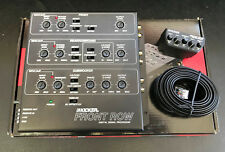 Kicker Front Row 12ZXDSP1 6 Channel Digital Signal Processor EQ w/ Control Knob