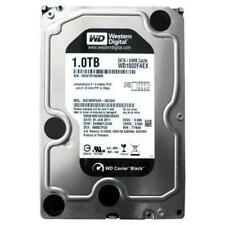 Western Digital WD Black 1TB Internal HDD WD1002FAEX 64MB Cache Gaming
