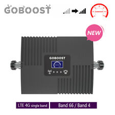 Signal booster LTE 4G AWS 1700/2100mhz Band66/4  phone repeater for AT&T Verizon