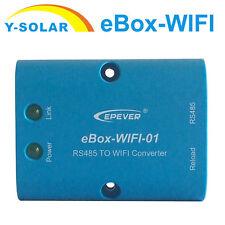 Ebox-WIFI - 01 RS485 to Wifi converter pour Epsolar régulateur solaire LSB/VS/BN