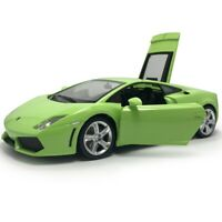 1:24 Lamborghini Gallardo LP 560-4 Supercar Model Car Diecast Collection Green