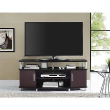 "Carson TV Stand, for TVs up to 50"", Multiple Finishes black"