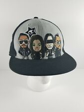 New Era Black Eyed Peas tokidoki 59FIFTY Fitted Baseball Hat Cap 7 3/8in 58.7cm