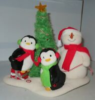 HALLMARK 2006 VERY MERRY TRIO JINGLE PALS Rocking Around the Christmas Tree NICE
