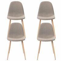 Modern Dining Chairs Set of 4 Kitchen Chairs Dining Side Chairs for Home Kitchen