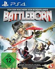PS4 Spiel Battleborn Day 1 Edition NEUWARE