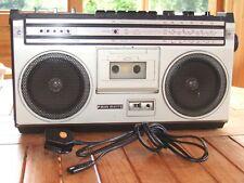 FAIRMATE 4 Band RADIO CASSETTE Recorder. RD 740. Boombox. Retro. VG Working Cond