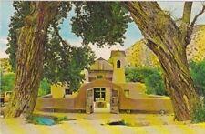 El Santuario de Chimayo Church-CHIMAYO, New Mexico