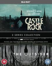 Castle Rock: The Complete First Season/The Outsider Blu-ray USED