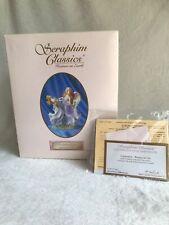 Seraphim Classics Roman 1999 Celebration Rejoice In Life Angel Figurine