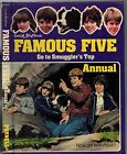 Vintage Enid Blyton's FAMOUS FIVE GO TO SMUGGLER'S TOP ANNUAL 1979