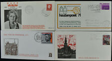 Netherlands 1970's Special Event Covers x 14 #C52949