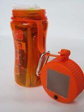 Outdoor sobre vida set Survival Kit box señal Pocket Light Equipment Tools otan